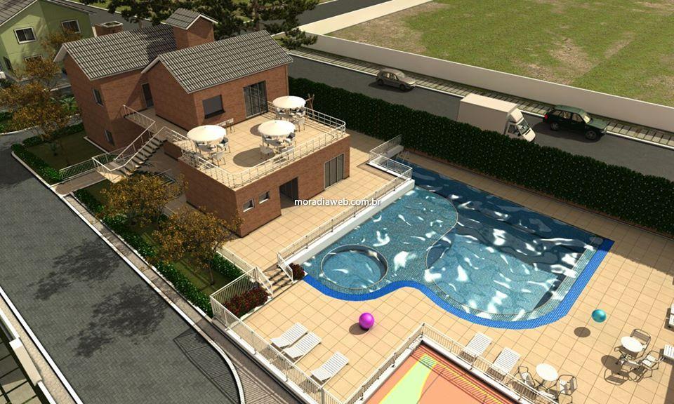 Casa em Condomínio Jardim Carlos Cooper 3 dormitorios 3 banheiros 2 vagas na garagem