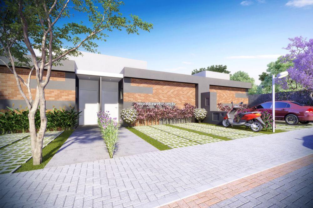 Casa em Condomínio Jardim Santa Inês 2 dormitorios 3 banheiros 2 vagas na garagem