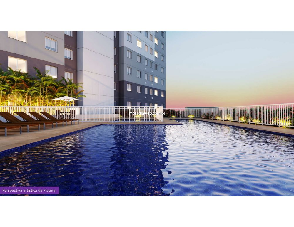 Apartamento Vila da Oportunidade 2 dormitorios 1 banheiros 1 vagas na garagem